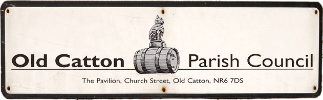 catton parish council logo